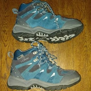 L.L. Bean Shoes - L.L.Bean trail model hiking boots